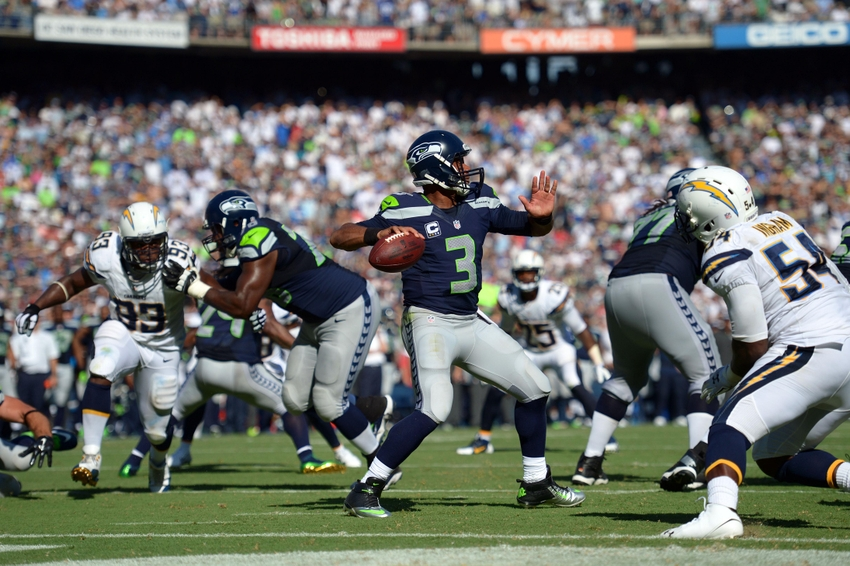 Seattle Seahawks Los Angeles Chargers Sports Addiction Aus